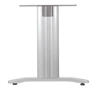 Noge za kancelarijske stolove mat siva Šifra: RFS 068